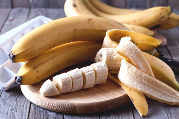 11 proofs of the benefits of bananas with health.