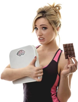 20 basic reasons why you don't lose weight