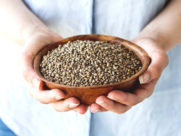 6 evidence of health benefits of hemp seeds (Hemp ...