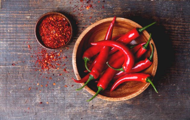 8 Healthy Health Benefits Of Cayenne Peppers