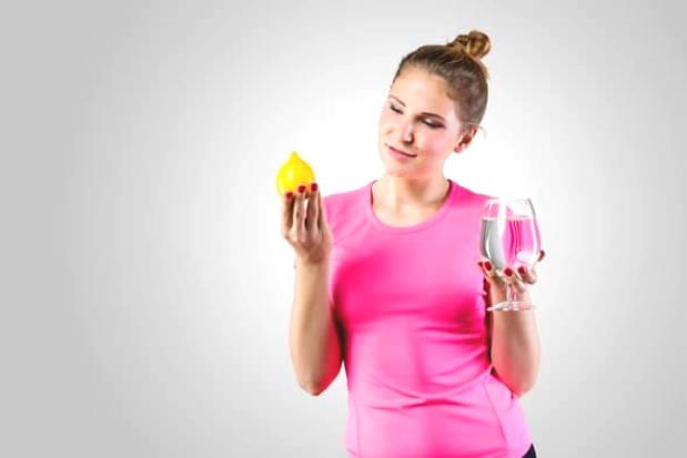 Benefits of drinking lemonade