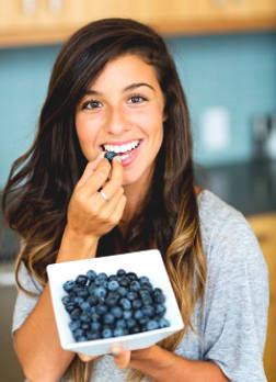 Blueberry and 10 health benefits have been proven ...