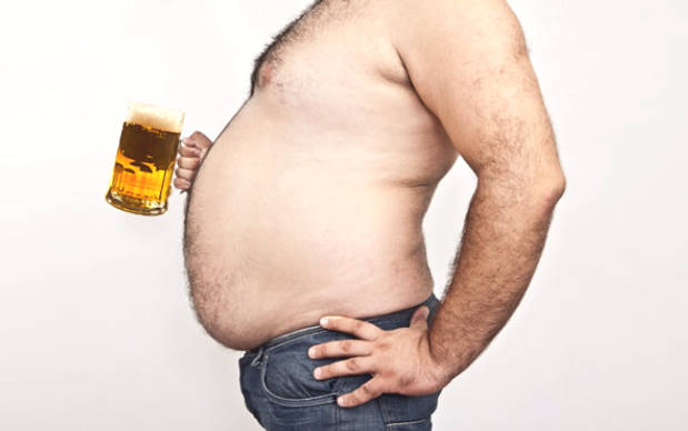 Is Drinking Beer Really Fatty?