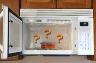 Microwave Cooking Will Make You Sick?