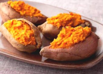 Sweet Potato: Ingredients Nutrition and Health Benefits