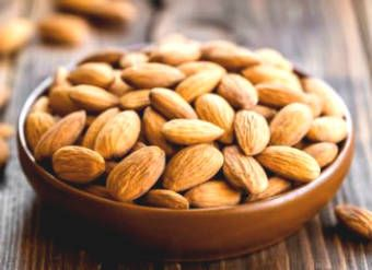 Almond Seeds & Top 9 Great Health Benefits
