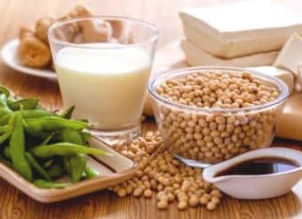Ingredients Nutrition and Health Benefits of Soybeans
