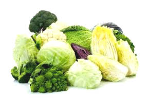 Some Vegetables Help Against Fat Belly