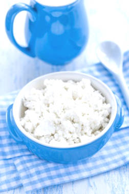 The reason for fresh cheese Cottage is extremely nutritious and good for health ...